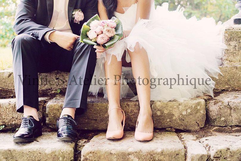 Mariage Gwen et Cedric
