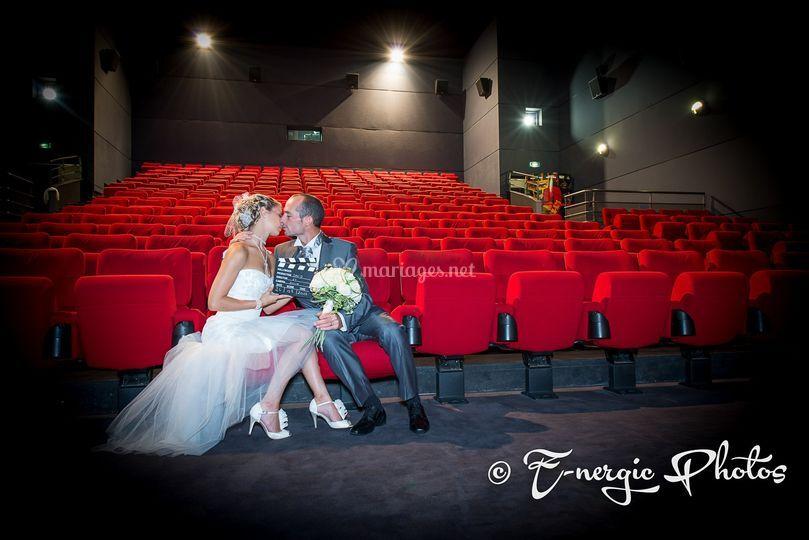 Mariés cinéma Troyes