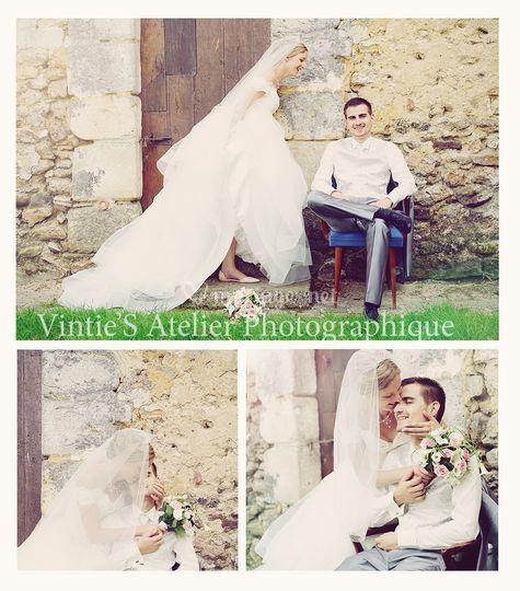 Mariage Angéline et Julien