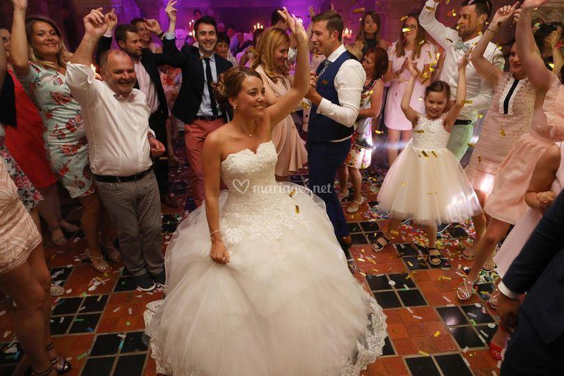 Du bruit pour la mariée !