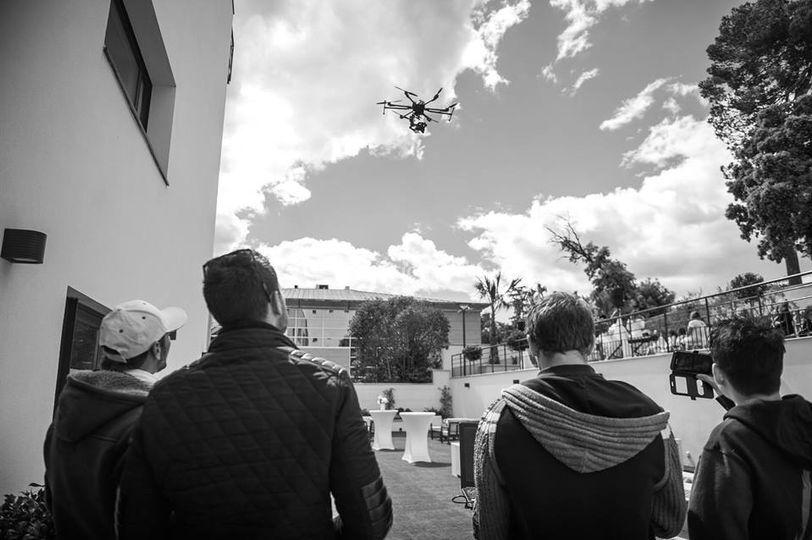 Option : drone