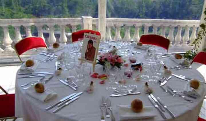 Table du banquet