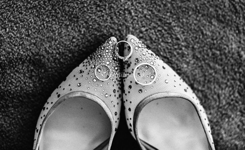 Ring & Shoes © Olivier Rousset