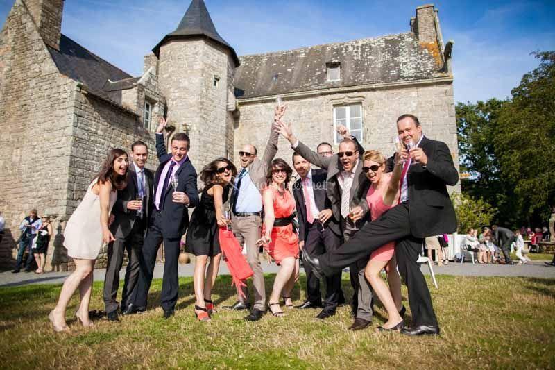 Groupe Chateau de Villeneuve