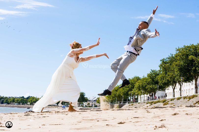 Le pouvoir de la mariée !