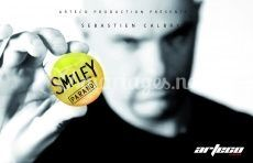 Dvd magie smiley parano
