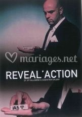 Dvd magie reveal'action
