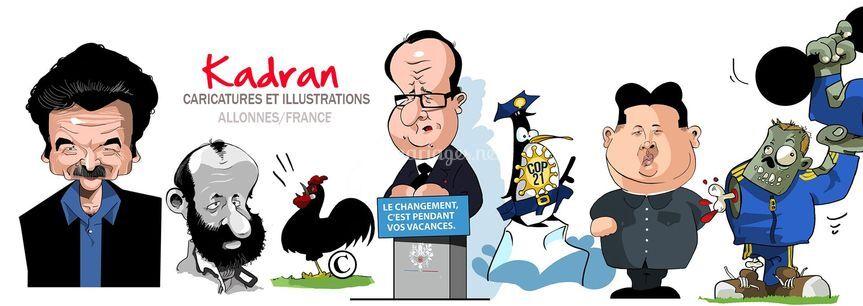 Caricaturiste à votre service