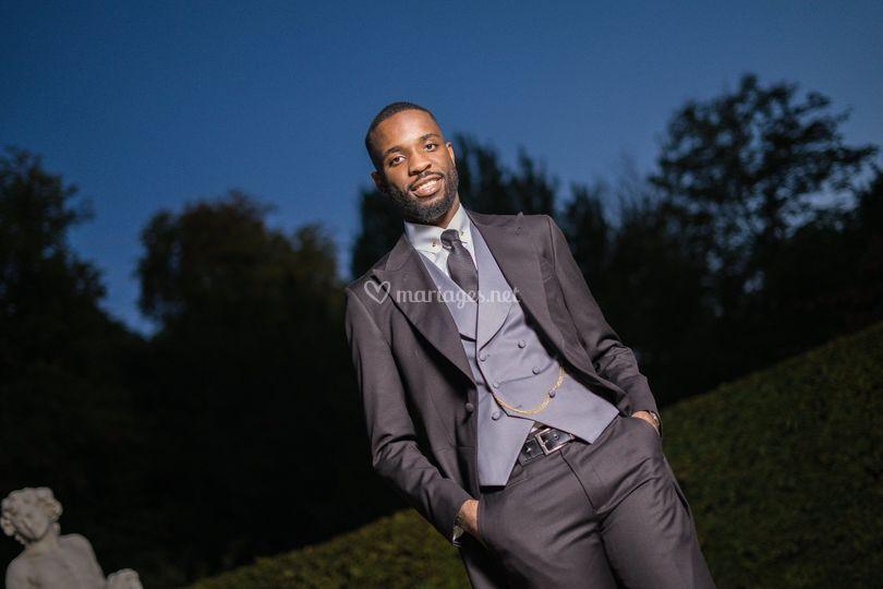 Nice suit !!