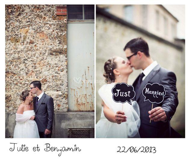 Julie et Ben