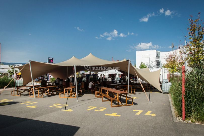 Festival Tente-Stretch