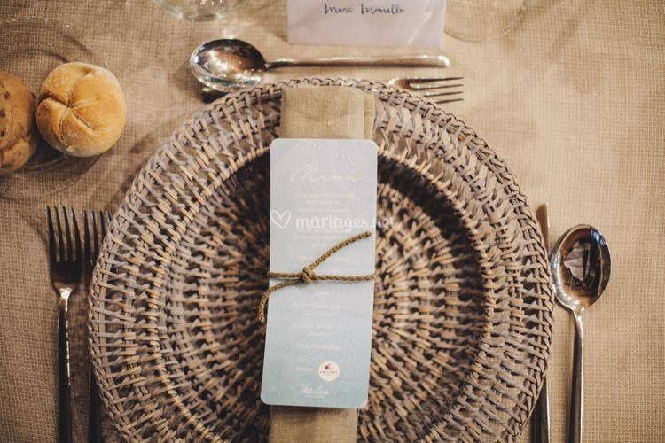 Art de la table thème Provence