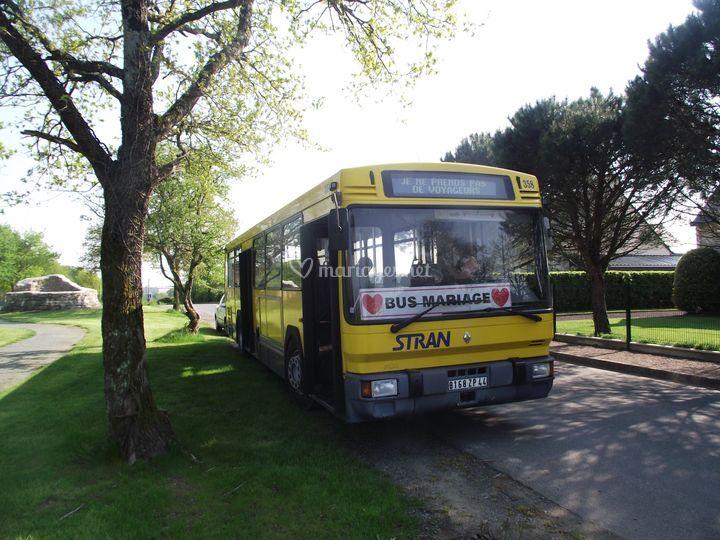 Bus mariage 03/05/2013