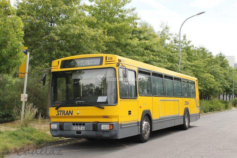 RETRO BUS NAZAIRIENS - LE PR 112 N° 358 AVANT SA SAUVEGARDE