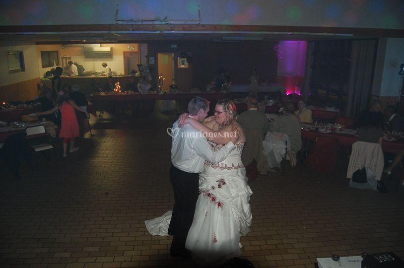 La première dance
