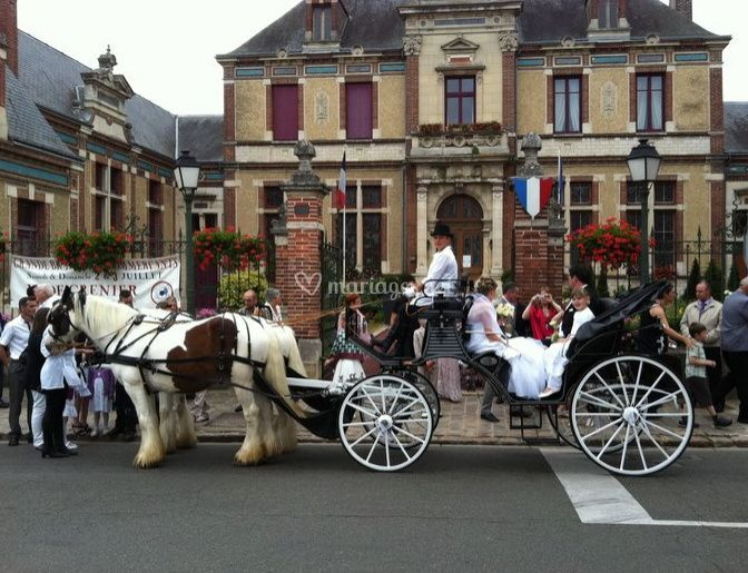 Les Calèches de Saint-Cyr