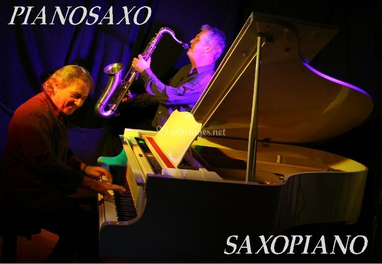 Duo pianosaxo