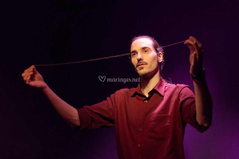 Jean-Sébastien Masset - Magicien