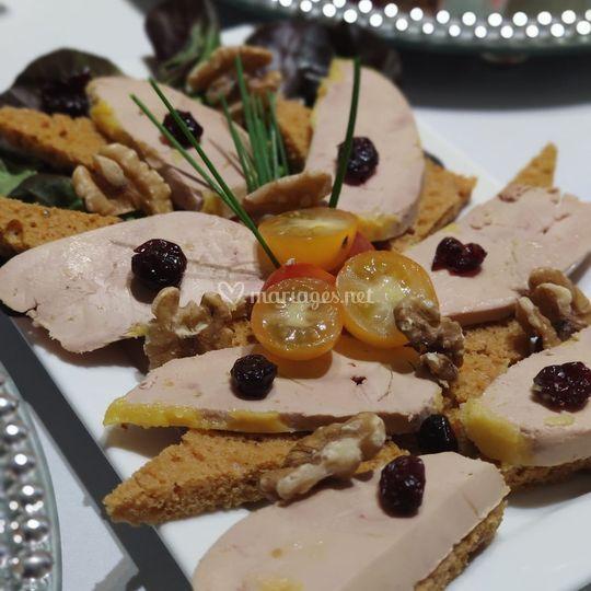 Animation foie gras halal