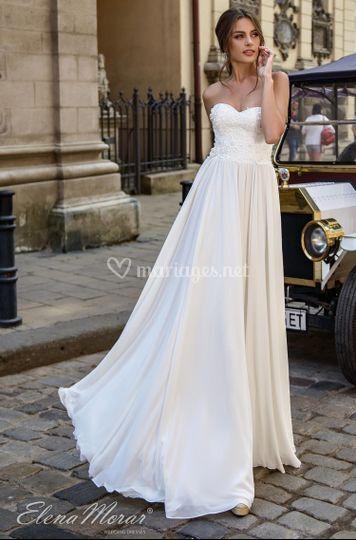 Robe de mariée Klara