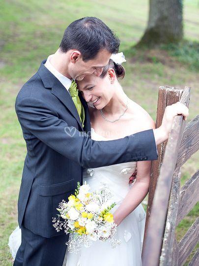 Mariage à la Ferté Saint Aubin