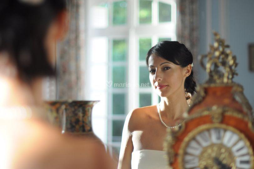 Superbe mariée