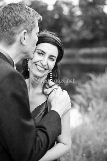 Photographies des mariés