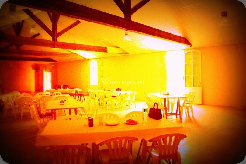 Le Chai... Salle de réception