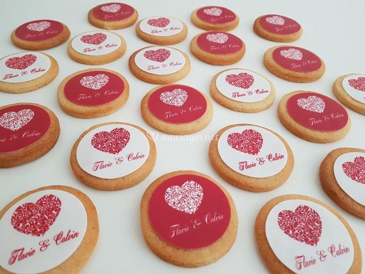Biscuits Kris et Jo