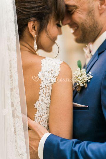 Moment des mariés