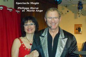Magicien Philippe Hervé