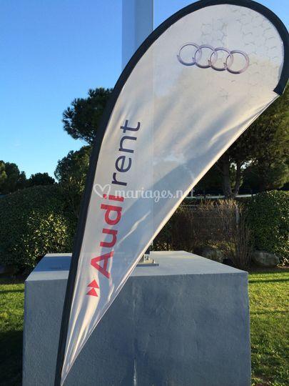 Bienvenue chez Audi Rent