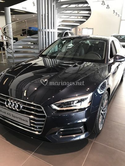 Modèle Audi A5
