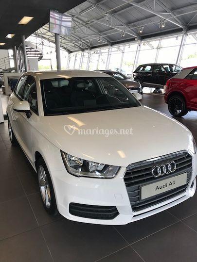 Modèle Audi A1
