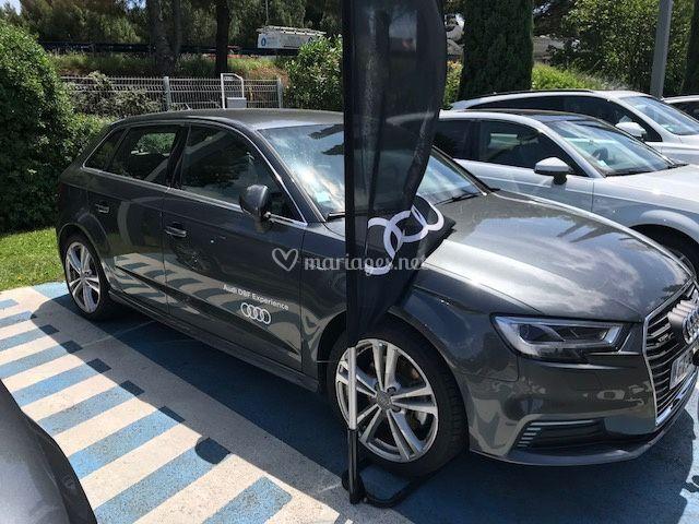 Modèle Audi A3