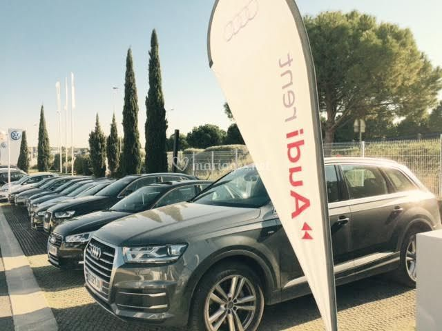 Audi Rent Montpellier