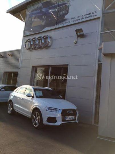 Modèle Audi Q3