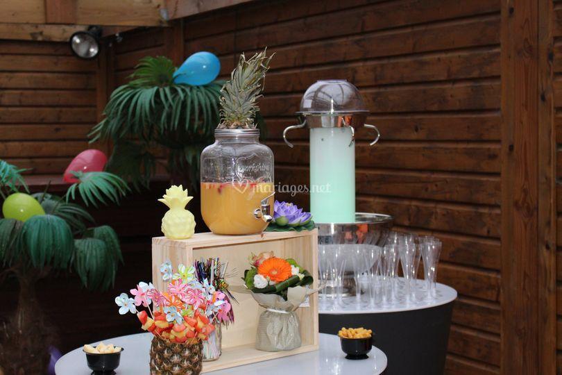 Fontaine à boisson