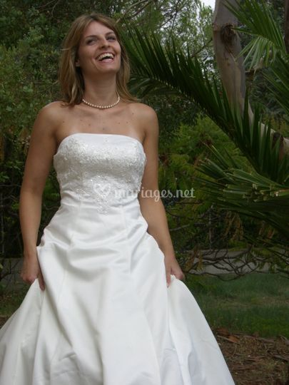 Robe de mariée 2006
