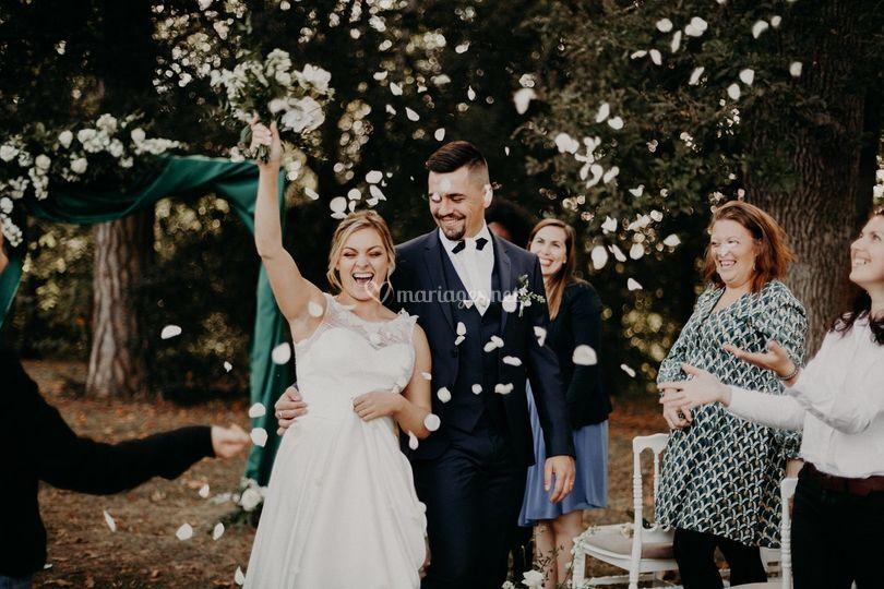 Maëva Wedding