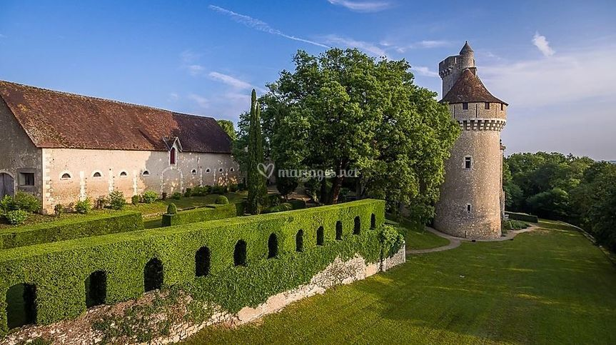 Château du Soudun