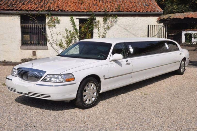 Lincoln limousine Princess