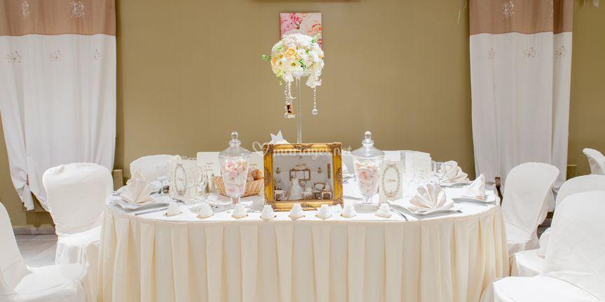 table des maris sur val des pins - Salle De Mariage Gardanne