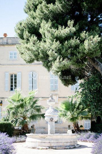 Chateau de Seneguier
