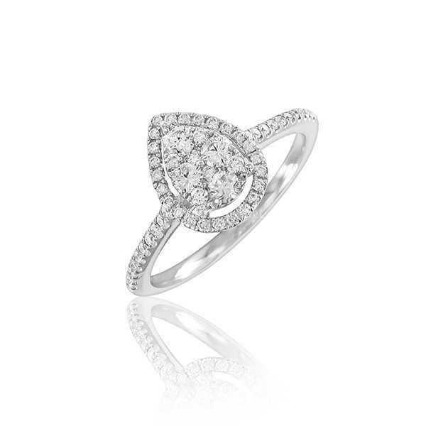 adamence bague diamant
