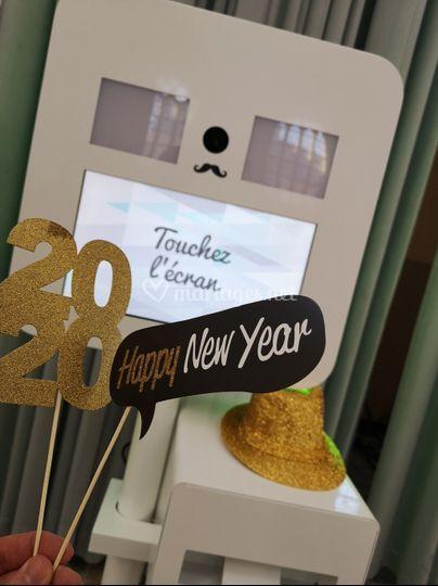 Dispo aussi pour Nouvel an !