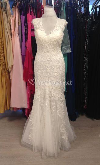 Robes mariées vente