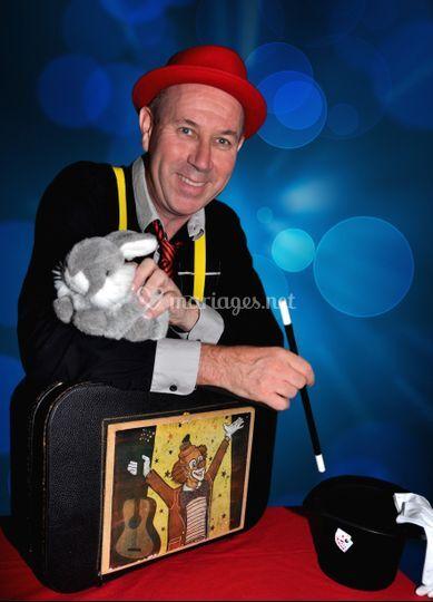 La valise magique de Lulu