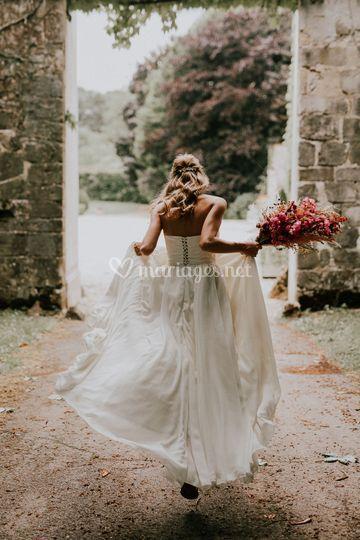 Bride runaway
