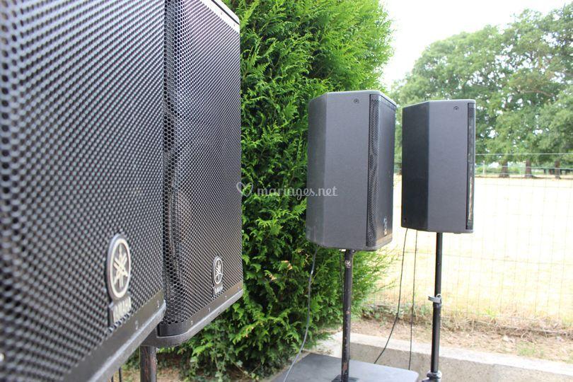 Sonorisation haut de gamme
